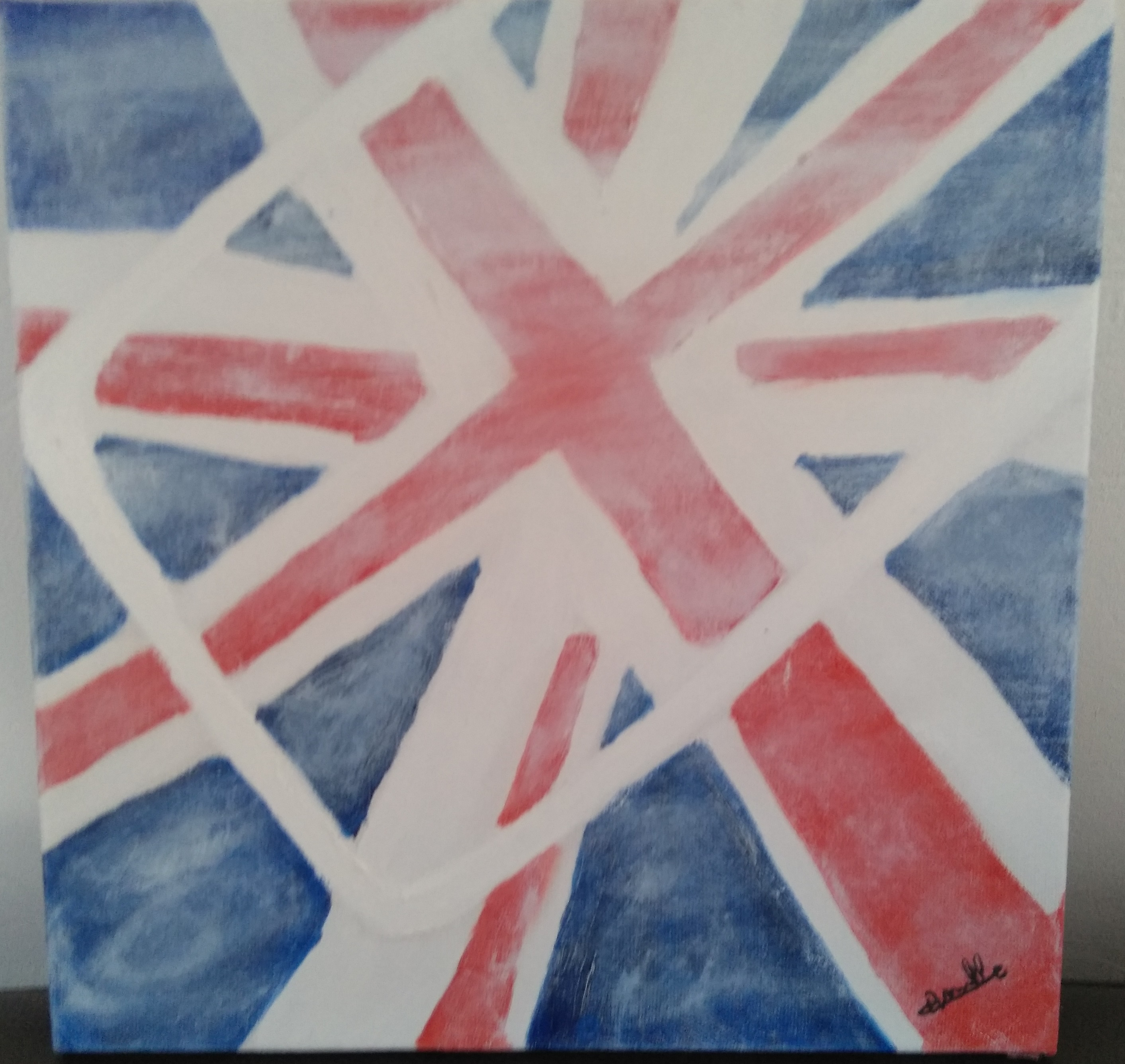 I like England jj