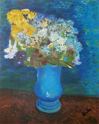Format 41x33 (d'après Van Gogh)