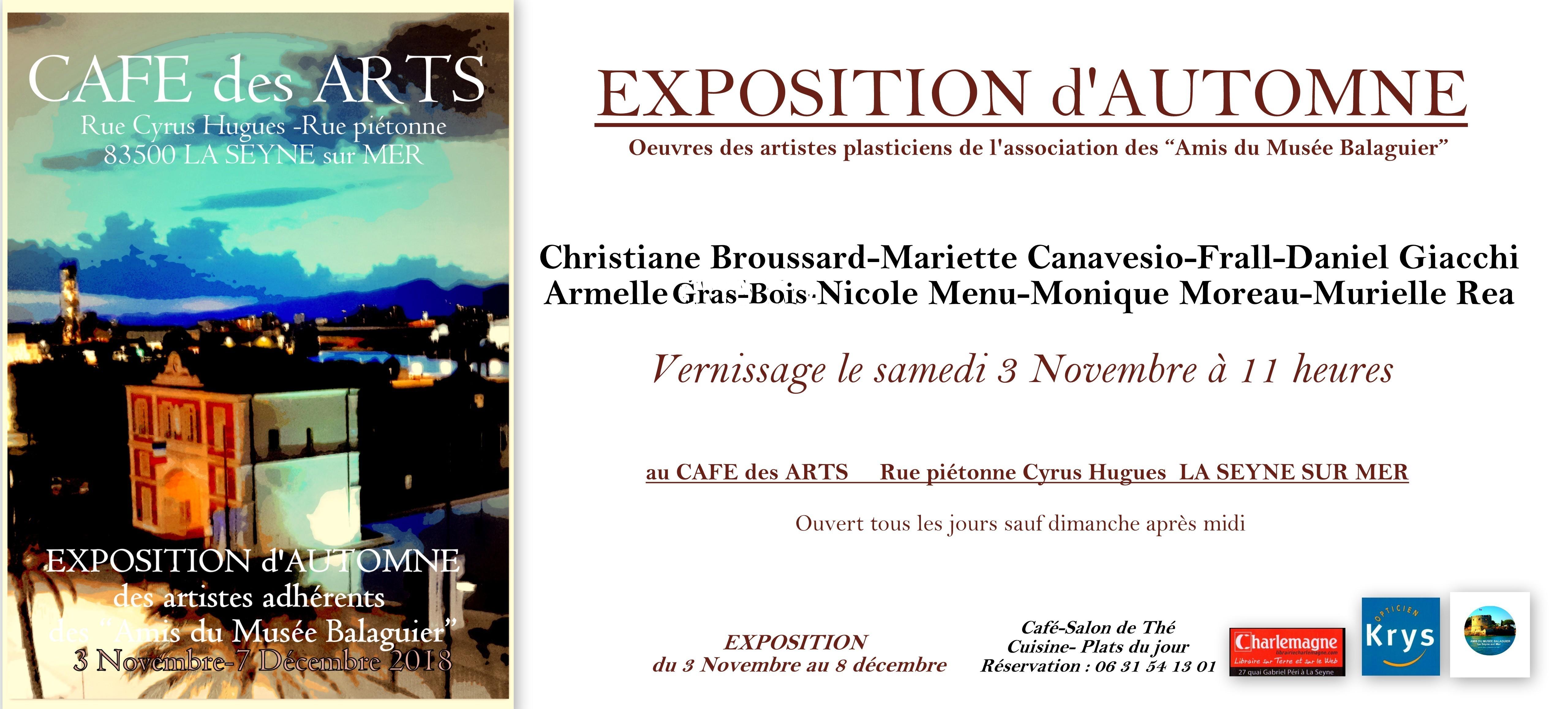 expo Café Arts